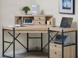 Small Hutch For Desk Top by Living Furniture Small Corner Computer Desk With Hutch Design