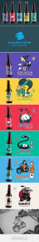 best 25 craft beer labels ideas on pinterest beer label design