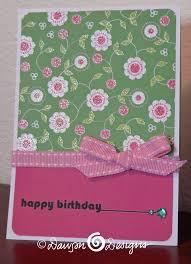 simple birthday cards stephanie u0027s designs cards u0026 creations