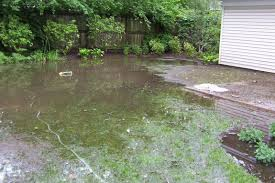 Water Drainage Problems In Backyard Dry Stream Beds Gain Momentum As Ideal Drainage Solution