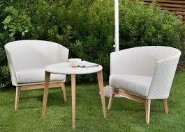 Modern Garden Table Arc Club Garden Armchair Contemporary Garden Furniture At Go Modern