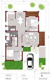 2bhk house design plans house plans for 2bhk house houzone
