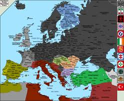 Map Of Modern Europe by Nationstates Dispatch Map Of Modern Day Europe