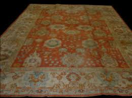 Oushak Rugs Reproduction Oushak Rugs Absoluterugs Collection