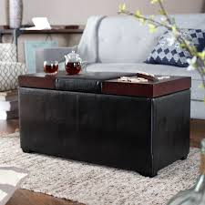 Diy Storage Coffee Table by Image Of Upholstered Bedroom Storage Benchshoe Ottoman Bench Diy