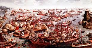 Ottoman Battles Battle Of Lepanto In The Ottoman Habsburg Wars
