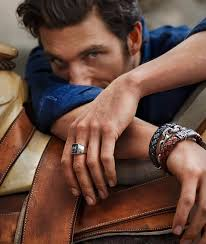 men rings style images A man 39 s guide to wearing rings fashionbeans jpg