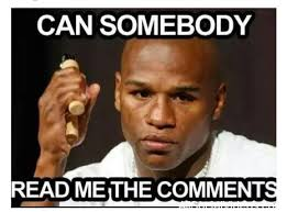 Floyd Mayweather Meme - top 5 reasons you re an asshole if you re rooting for floyd