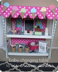 Repurpose Changing Table by A New Life For My Blue Chair And Getting To Know The Real Me
