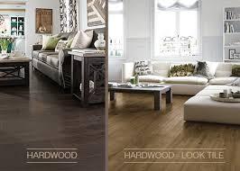 rite rug hardwood floors vs wood look tile
