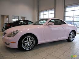 lexus sc430 tiger eye mica for sale 2006 custom pink lexus sc 430 47636356 photo 9 gtcarlot com