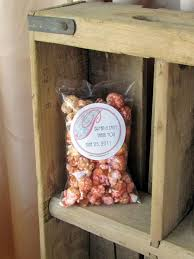 best 25 popcorn wedding favors 51 best wedding favors images on wedding stuff