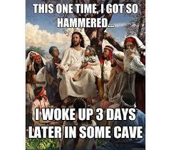 Lol Jesus Meme - redshirt s lament lol jesus iv