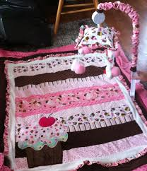 Cupcake Crib Bedding Set 7 Best Cupcake Baby Room Images On Pinterest Cupcake Nursery