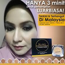 Bedak Skin Malaysia blinq foundation 11street malaysia foundation