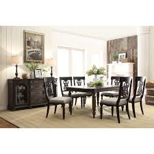 Seven Piece Dining Room Set Riverside Belmeade Server Hayneedle