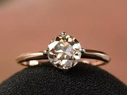 browns wedding rings eb 1 41ct light brown diamond erie basin