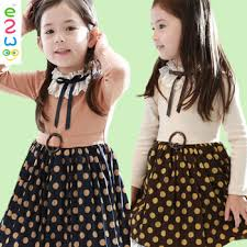 dress pattern 5 year old 3 5 year old girl dress fashion girl dress party girls one piece