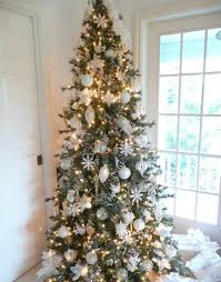 white christmas trees 42 christmas tree decorating ideas you should take in within white