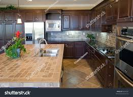 new model home interior showing paint stock photo 9297397