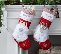 Best 25 Pottery Barn Christmas Ballerina Christmas Stocking Best 25 Personalized Needlepoint
