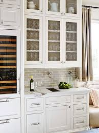 floor to ceiling cabinets for kitchen trends we love wire mesh cabinets studio mcgee