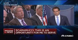 anthony scaramucci no friction with sean spicer reince priebus