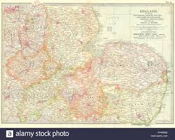 Leicester England Map by East England Midlands Anglia Notts Leics Hunts Norfolk Suffolk