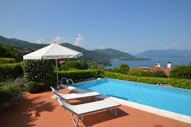 golf holiday italy lake maggiore private villa