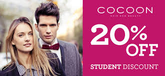 senior hair cut discounts student discount cocoon hair beauty