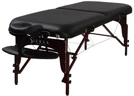 Roller Massage Table by Sierra Comfort Home Page