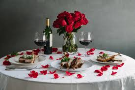 Valentine S Day Tablecloth by Where To Eat On Valentines Day Premier Meat Company