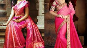 Fish Style Saree Draping Howto Wear South Indian Saree In Different Styles With Perfect