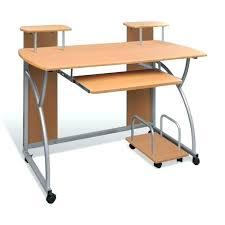 meuble bureau fermé avec tablette rabattable meuble ordinateur ferm meuble design design bureau original s