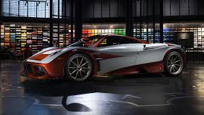 pagani factory the latest one off pagani huayra mimics a wild fiat concept from