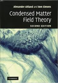 condensed matter field theory amazon co uk alexander altland