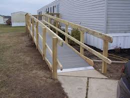 how to build a dog ramp for stairs how to build dog ramp for