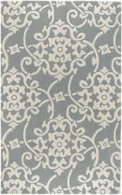 Capel Area Rug by Silver Grey Rugs Roselawnlutheran
