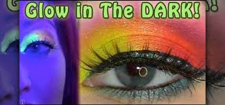 glow in the makeup how to create a glow in the raver makeup look makeup