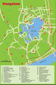 Detailed Map Of China by Hangzhou Map 2010 2011 Printable Tourist Maps Of Hangzhou China