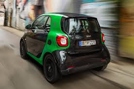 pricing announced for 2017 smart fortwo electric drive coupe and
