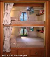 Bunkhouse Decoration Ideas Camper Pinterest Rv Camping And - Rv bunk bed mattress