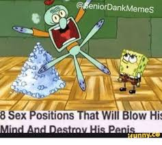 Sex Position Memes - 25 best memes about spongebob nope spongebob nope memes