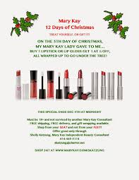 accentuate u0027n ink mary kay 12 days of christmas day 5