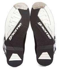 gaerne motocross boots gaerne sg12 le boots black white sixstar racing