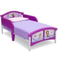 Frozen Bed Set Frozen Plastic Toddler Bed Walmart