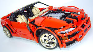 lego sports car crowkillers models