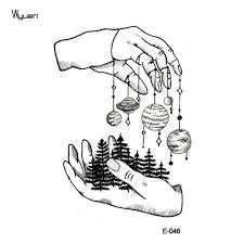 tattoo hand design compare prices on tattoo hand man online shopping buy low price