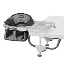 siège de table pour bébé siège de table 360 chicco version us avec tablette amovible
