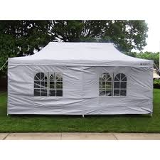 Portable Gazebo Walmart by 20 X 40 Heavy Duty Party Tent Canopy Gazebo With Sidewalls 011